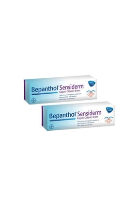 Bepanthol 2 Adet Sensiderm Kaşıntı Giderici Krem 50 gram 0
