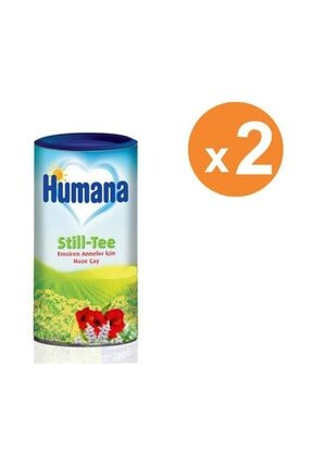 Humana 2'li Still Tee Emziren Anne İçin Bitki Çayı 200 gr 0