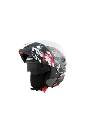 Vexo Sr-x Blackflash Kask 1