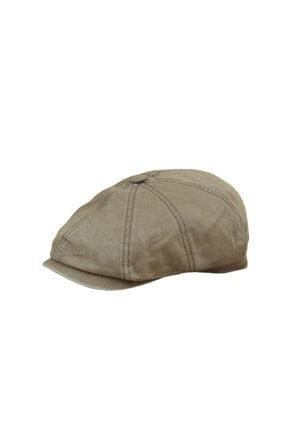 CosmoOutlet David Beckham Model Peaky Blinders Yazlık Kasket Şapka [açık Kahve] 0