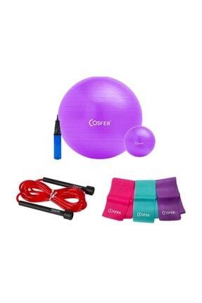 Cosfer 5 Li Pilates Seti 0