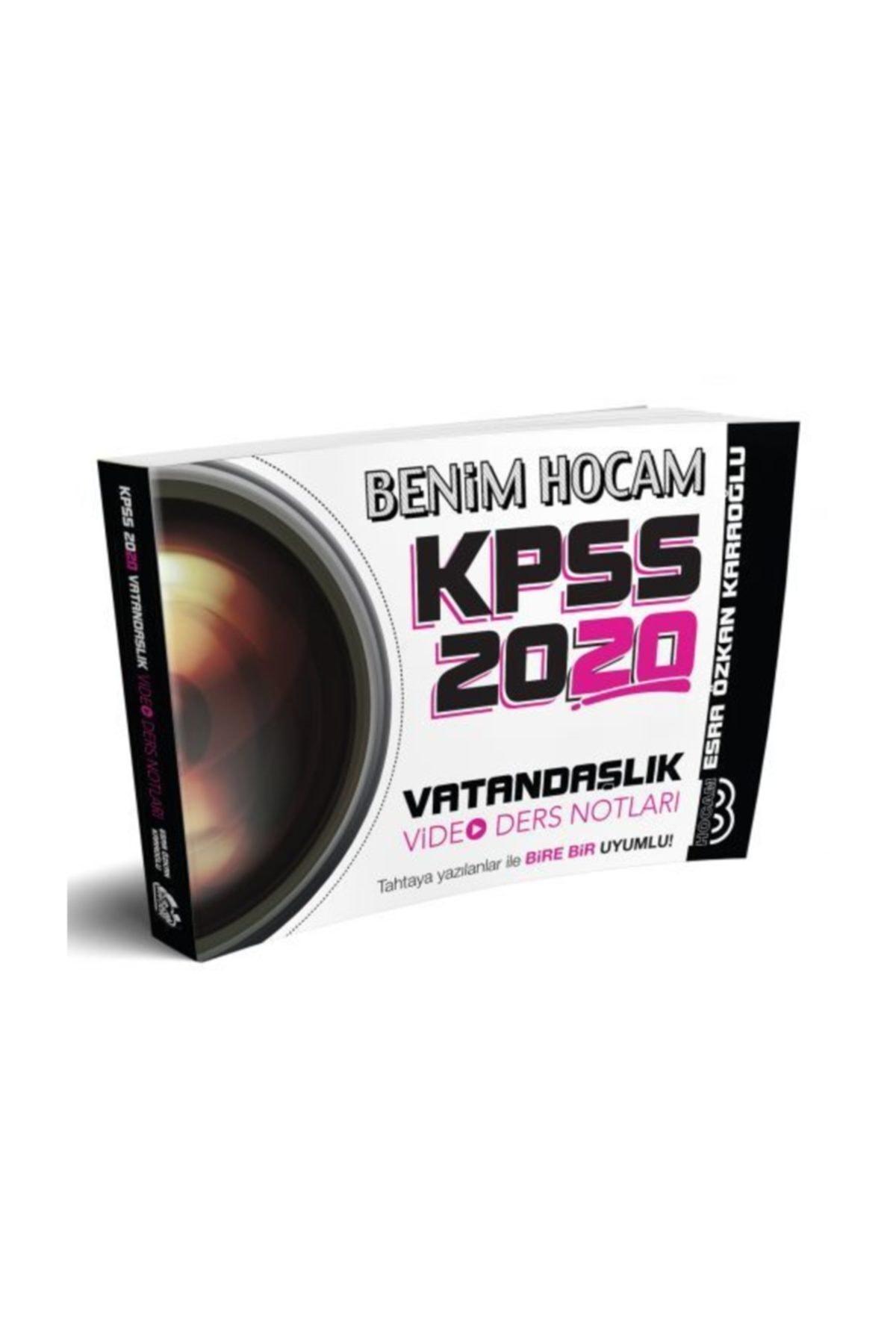 KPSS Vatandaşlık Video Ders Notları 2020