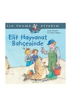 İş Bankası Kültür Yayınları Elif Hayvanat Bahçesinde 0