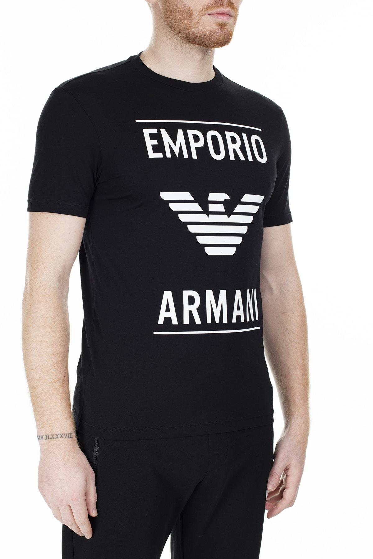 Emporio Armani T Shirt Erkek T Shirt S 6G1Te7 1Jnqz 0999 S 6G1TE7 1JNQZ 0999 3
