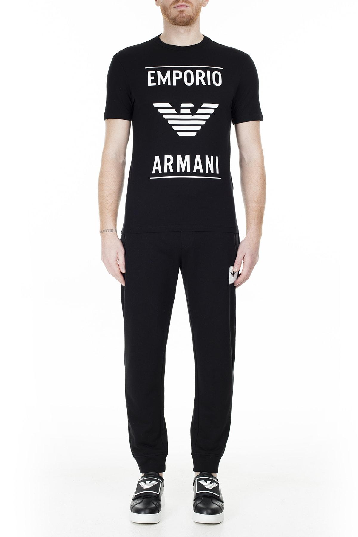 Emporio Armani T Shirt Erkek T Shirt S 6G1Te7 1Jnqz 0999 S 6G1TE7 1JNQZ 0999 4