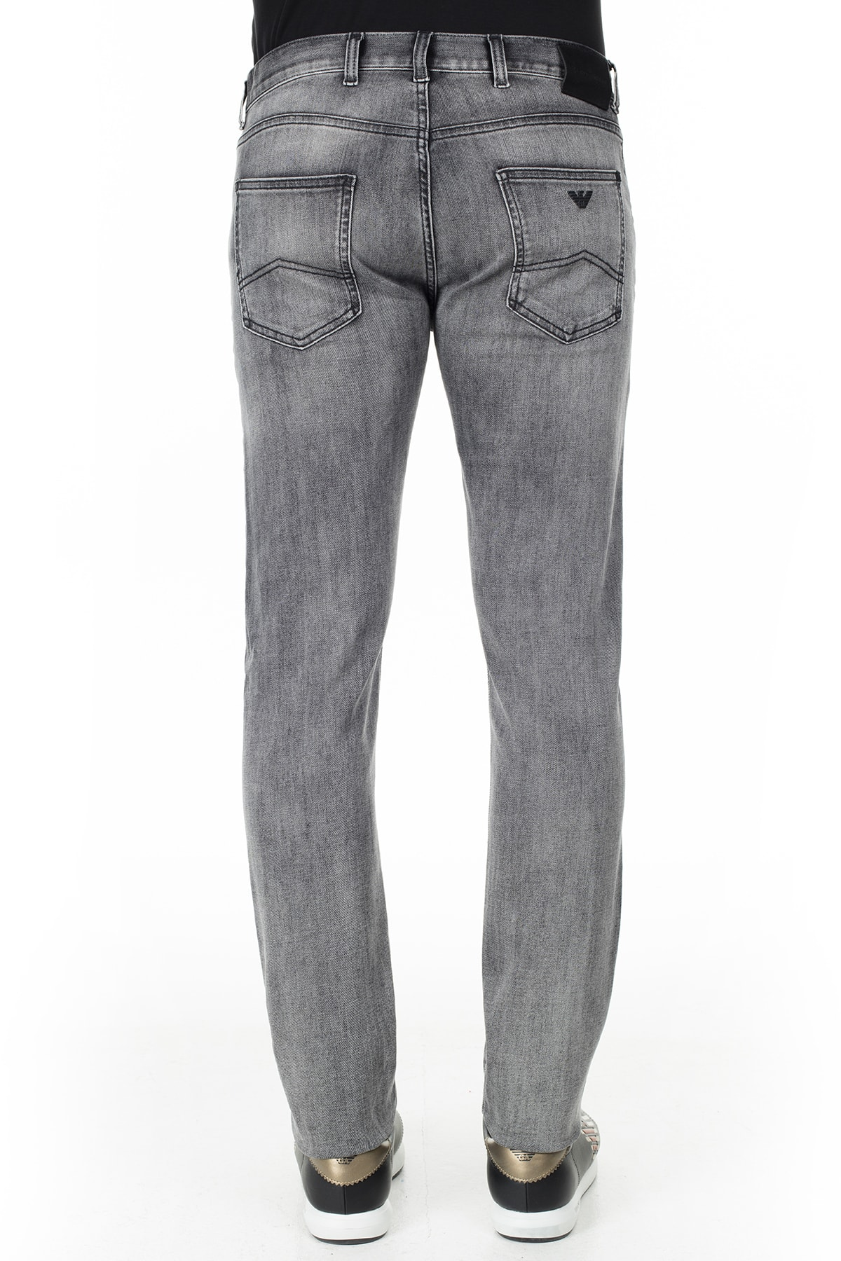 Emporio Armani J10 Jeans Erkek Kot Pantolon S 6G1J10 1D6Mz 0644 S 6G1J10 1D6MZ 0644 3