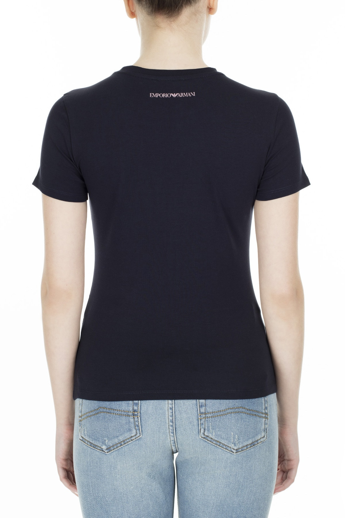Emporio Armani T Shirt Kadın T Shirt S 6G2T7N 2J07Z 0927 S 6G2T7N 2J07Z 0927 1