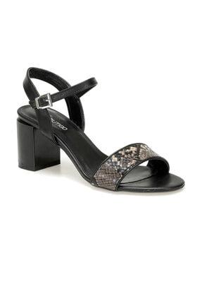 Butigo 19S-115 Antrasit Kadın Sandalet 100371286 0