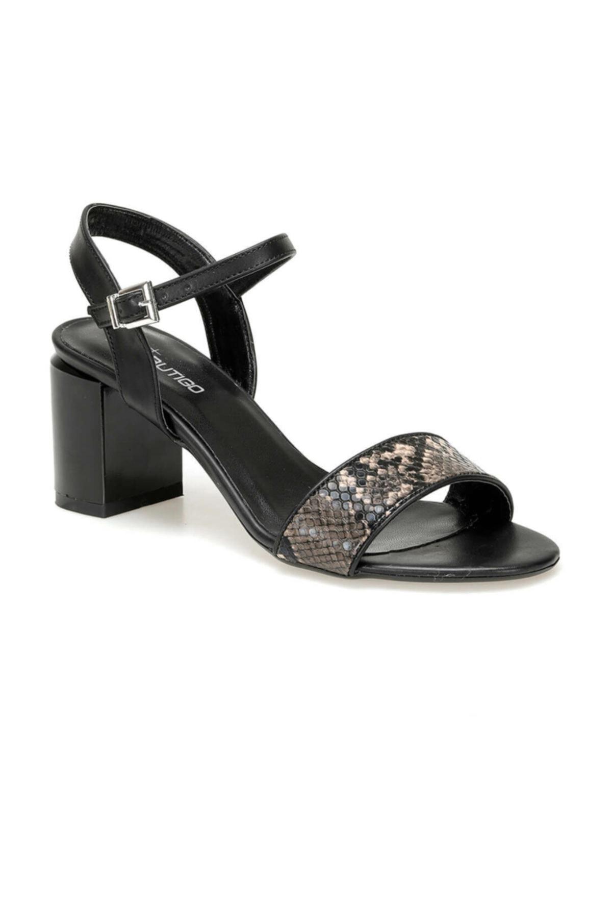 Butigo Antrasit Kadın Sandalet