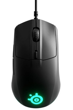 SteelSeries Rival 3 RGB Gaming Mouse - 8500 Cpı Truemove Core Optik Sensör 0
