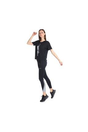 Nike Kadın Tayt - W Nk Fast Tıght Runway - CJ1901-010 2