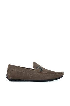 Navigli Hakiki Deri Kum Rengi Erkek Ayakkabı 56442310S 0