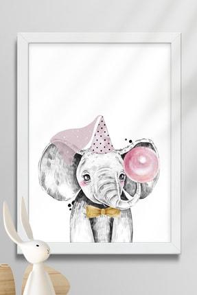 Norm Design Bebek & Çocuk Odası Çerçeveli Poster Tablo Seti 2