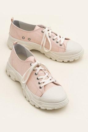 Elle SHARMAN Pembe Kadın Casual Ayakkabı 0