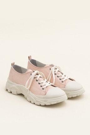 Elle SHARMAN Pembe Kadın Casual Ayakkabı 1