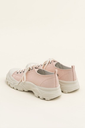 Elle SHARMAN Pembe Kadın Casual Ayakkabı 2
