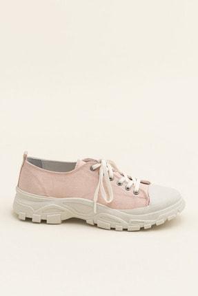 Elle SHARMAN Pembe Kadın Casual Ayakkabı 3
