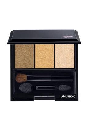 Shiseido Saten bitişli 3'lü Göz Farı - Luminizing Satin Eye Color Trio BR209 729238107373 0