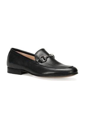 Nine West GILA Siyah Kadın Loafer Ayakkabı 0
