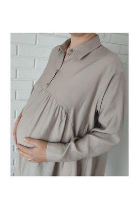 Hamile Elbise-tunik sares-hamile-01