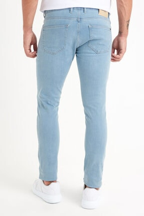 Avva Slim Fit Jean Pantolon 4