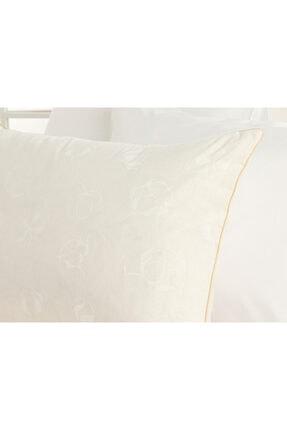 English Home Comfy Pamuk Yastık 50x70 cm. Beyaz 2