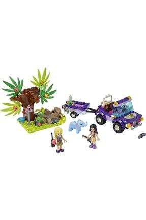 LEGO ® Friends Yavru Fil Kurtarma Operasyonu 41421 Yapım Seti 0