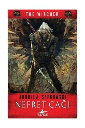 Pegasus Yayınları Nefret Çağı The Witcher Serisi 4 0