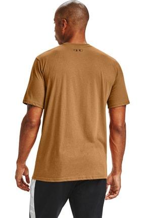 Under Armour Erkek Spor T-Shirt - Ua Sportstyle Logo Ss - 1329590-707 1
