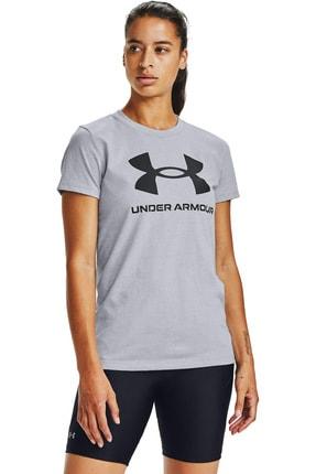 Under Armour Kadın Spor T-Shirt - Live Sportstyle Graphic Ssc - 1356305-011 0