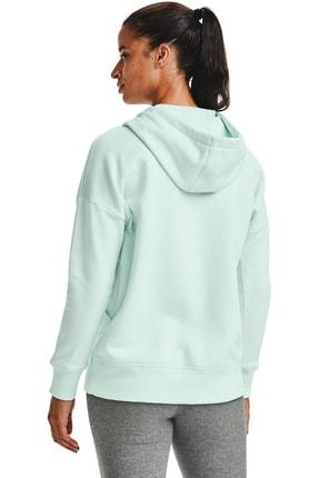Under Armour Kadın Spor Sweatshirt - Rival Fleece Fz Hoodie - 1356400-403 1