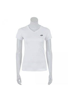 Lotto Kadın Beyaz T-Shirt R0892 0