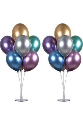 Organizasyon Pazarı Balon Standı 7'li 0