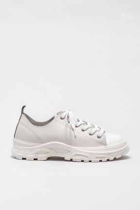 Elle Kadın Kıere Bej Sneaker 20KAD310 0