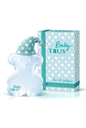 Tous Baby Edc 100 Ml Bebek Kolonyası 0