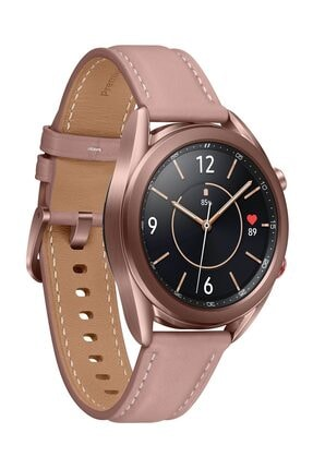 Samsung Galaxy Watch3 41mm Bronz Akıllı Saat (Samsung Türkiye Garantili) 2