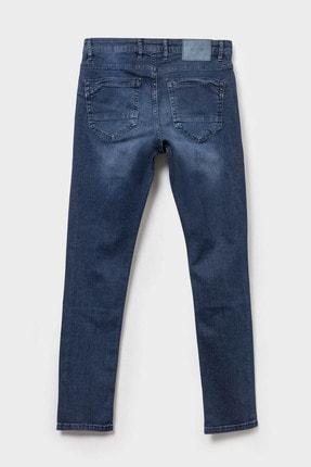 LC Waikiki Erkek Koyu Rodeo Skınny Fit Jeans 0S6739Z8 2