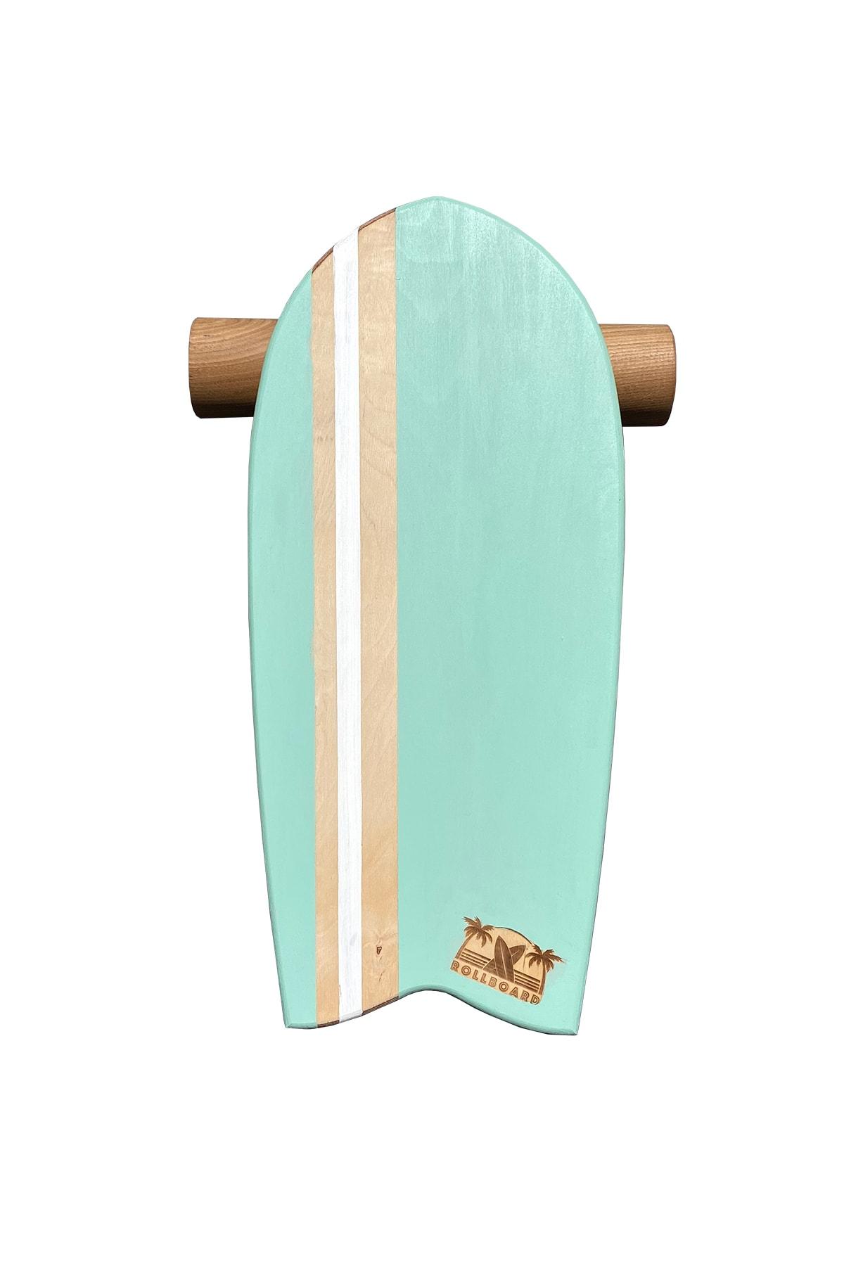 Bondi Mint El Yapımı Set Denge Tahtası - Handmade Balance Board