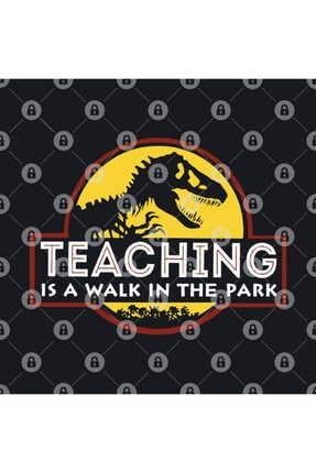 TatFast Teaching Is A Walk In The Park Disauro Round Hipster Chemist Science Kupa 2
