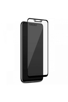 Telefon Aksesuarları Mate 20 Lite Tam Kaplayan 5d 6d 9d Kırılmaz Koruyucu Cam ( Siyah ) 1