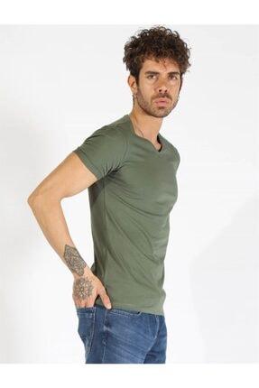 Twister Jeans Erkek Slım Fıt Ets 1827 (t) Haki 1