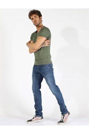 Twister Jeans Erkek Slım Fıt Ets 1827 (t) Haki 2