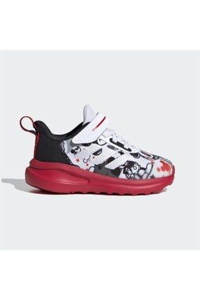 adidas Erkek Bebek Pembe Beyaz Fortarun Mickey Ac  Spor Ayakkabısı 1