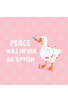 TatFast Peace Was Never An Option Funny Fighting Duck Kupa 2