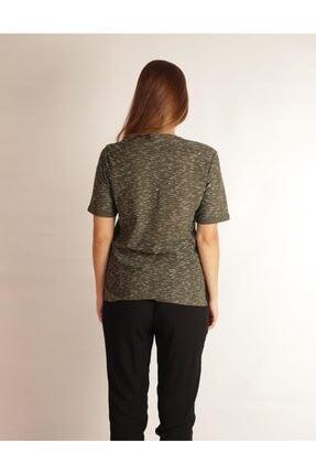 ALEXANDERGARDI Cep Detaylı, Yirtmaçli Regular Kalıp T-shirt 2
