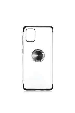 Dijimedia Galaxy A31 Kılıf Gess Silikon 0