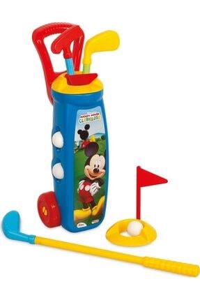 DEDE Mickey Mouse Golf Arabası Seti 0