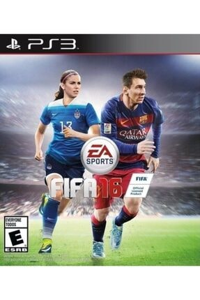 EA Sports Ps3 Fifa 2016 - Orjinal Oyun - Sıfır Jelatin 0