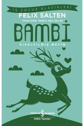 İş Bankası Kültür Yayınları Bambi Iş Çocuk Klasikleri 0