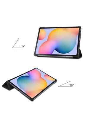 Dijimedia Galaxy Tab S6 Lite P610 Smart Cover Standlı 1-1 Kılıf 3